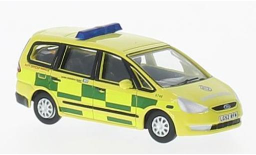 Ford Galaxy 1/76 Oxford London Ambulance Service diecast model cars