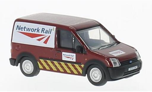 Ford Transit 1/76 Oxford Connect Network Rail miniature