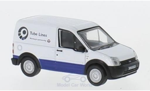 Ford Transit 1/76 Oxford Connect Tube Lines miniature