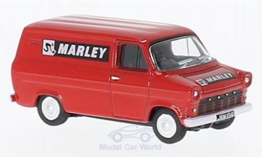 Ford Transit 1/76 Oxford MK 1 RHD Marley miniature