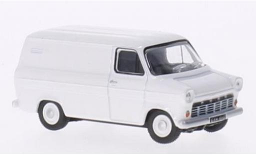 Ford Transit 1/76 Oxford Mk1 white RHD diecast model cars