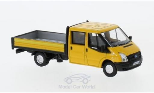 Ford Transit 1/76 Oxford MK5 Dropside Highway Maintenance miniature