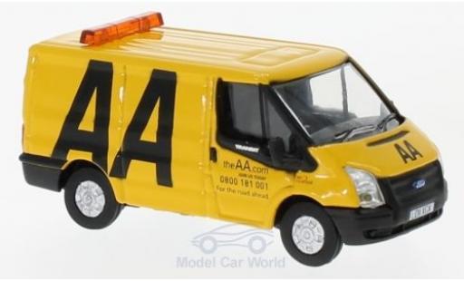 Ford Transit 1/76 Oxford MK5 RHD AA miniature