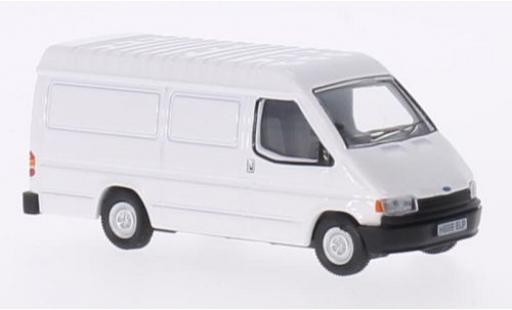 Ford Transit 1/76 Oxford MkIII white RHD diecast model cars