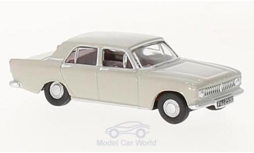 Ford Zephyr 1/76 Oxford grey diecast model cars