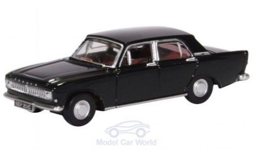 Ford Zephyr 1/76 Oxford black RHD diecast model cars
