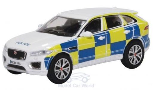 Jaguar F-Pace 1/76 Oxford Police modellautos