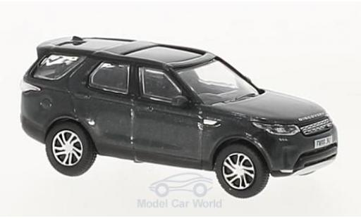 Land Rover Discovery 1/76 Oxford 5 HSE LUX noire miniature