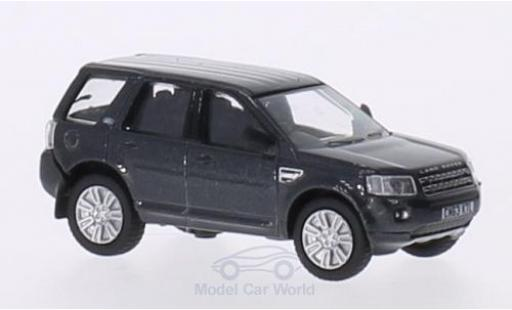 Land Rover Freelander 1/76 Oxford metallise grise RHD miniature