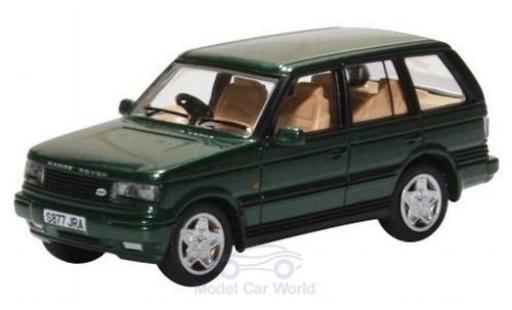Land Rover Range Rover 1/76 Oxford (P38) metallise verte RHD miniature