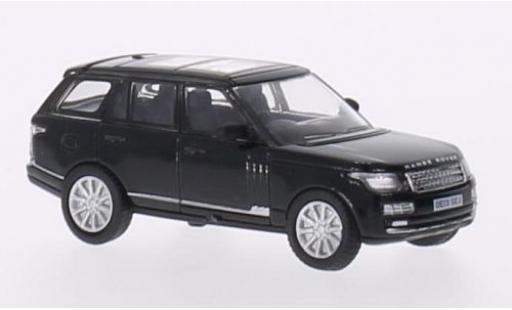 Land Rover Range Rover 1/76 Oxford noire RHD 2013 miniature