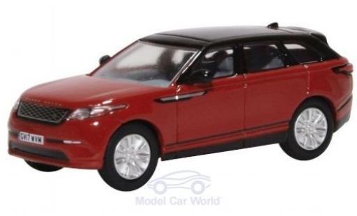 Land Rover Range Rover 1/76 Oxford Velar rouge/noire miniature