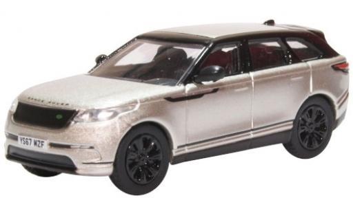 Land Rover Range Rover 1/76 Oxford Velar SE grise/noire RHD miniature
