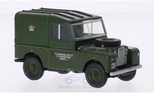 Land Rover Series 1 1/43 Oxford 88 Hardtop RHD Post Office Telephones miniature