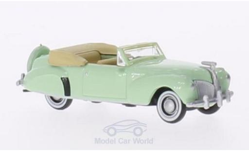Lincoln Continental 1/87 Oxford verte 1941 miniature