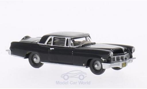 Lincoln Continental 1956 1/87 Oxford MKII noire 1956 miniature