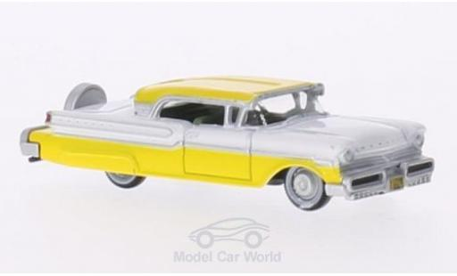 Mercury Turnpike 1/87 Oxford jaune/blanche 1956 miniature