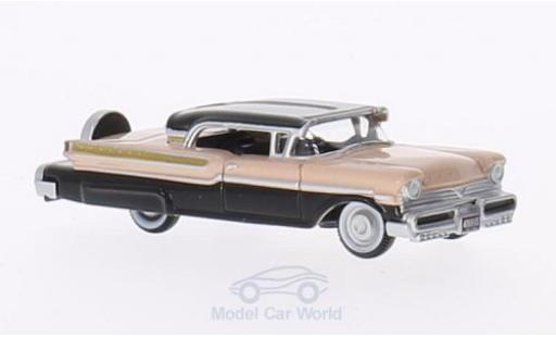 Mercury Turnpike 1/87 Oxford noire/rose 1957 miniature