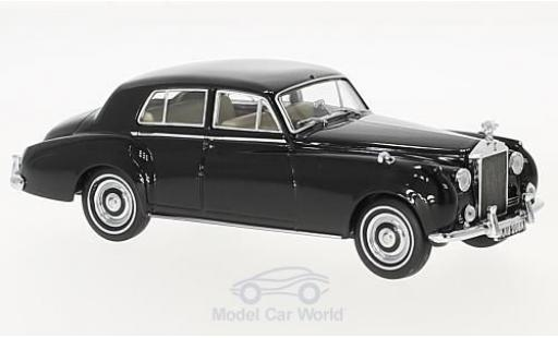 Rolls Royce Silver Cloud 1/43 Oxford I noire RHD miniature