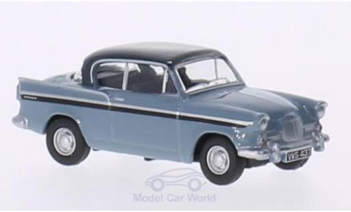 Sunbeam Rapier 1/76 Oxford MkIII hellbleue/dunkelbleue RHD miniature