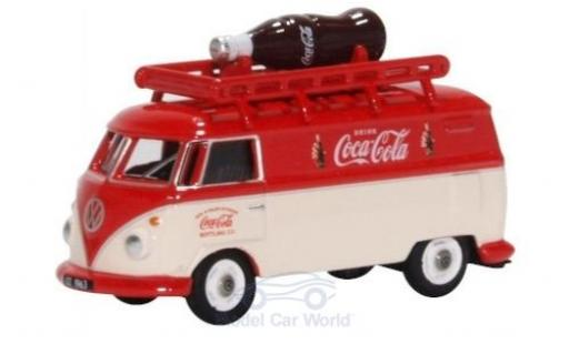 Volkswagen T1 1/76 Oxford Van Bottle Coca Cola miniatura
