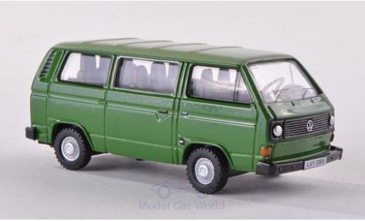Volkswagen T2 B 1/76 Oxford us verte/verte miniature