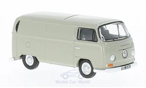 Volkswagen T2 A 1/76 Oxford hellgrise Kastenwagen miniature