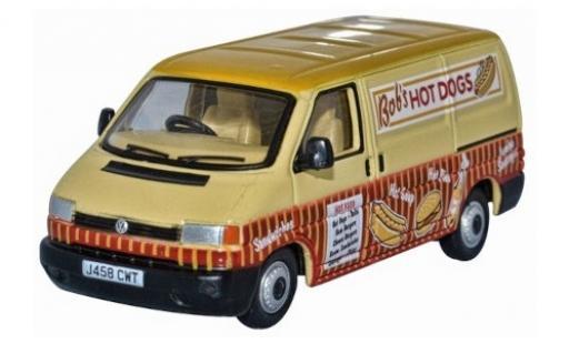 Volkswagen T4 1/76 Oxford Van Bobs Hot Dogs miniature