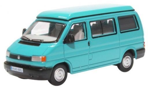 Volkswagen T4 1/76 Oxford Westfalia Camper turquoise miniature
