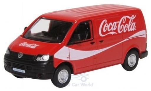 Volkswagen T5 1/76 Oxford Van Coca-Cola miniature