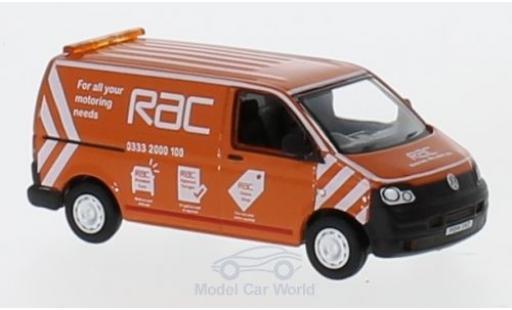 Volkswagen T5 1/76 Oxford Van RAC miniature
