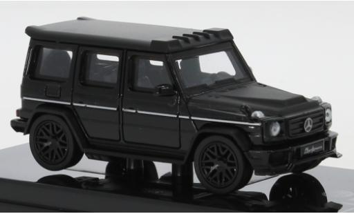 Mercedes Classe G 1/64 Para64 AMG G 63 Liberty Walk black/matt-black 2018 diecast model cars
