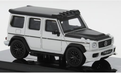 Mercedes Classe G 1/64 Para64 AMG G 63 Liberty Walk white/matt-black 2018 diecast model cars