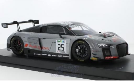 Audi R8 1/18 Paragon LMS No.25 Sainteloc Racing Blancpain Endurance Series 24h Spa Francorchamps 2017 M.Winkelhock/C.Haase/J.Gounon miniature