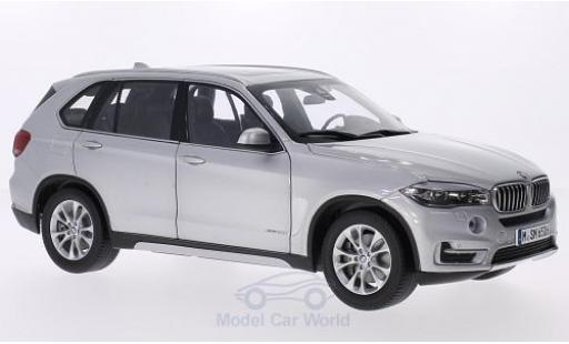 Bmw X5 F15 1/18 Paragon  grey diecast model cars