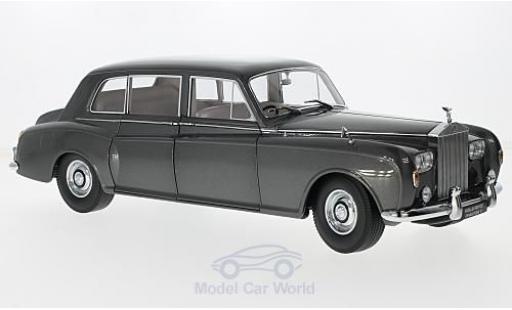 Rolls Royce Phantom 1/18 Paragon V metallic grey RHD 1964 diecast