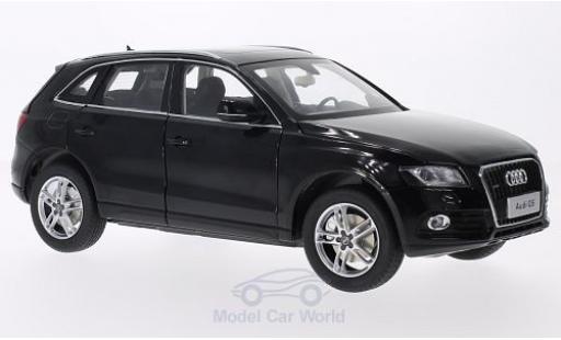 Audi Q5 1/18 Paudi noire 2014 miniature