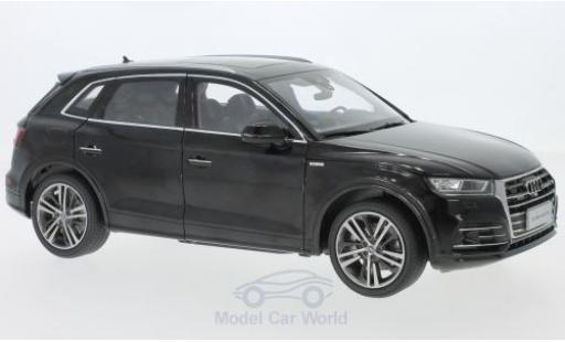 Audi Q5 1/18 Paudi L noire 2018 miniature