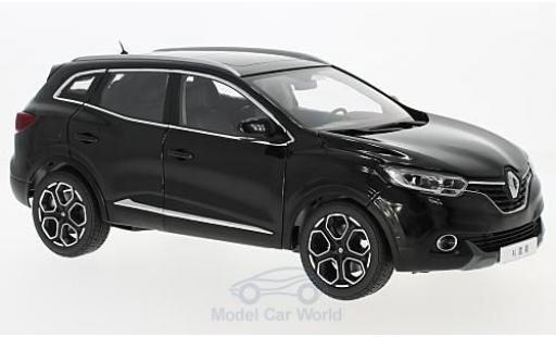 Renault Kadjar 1/18 Paudi noire 2016 miniature