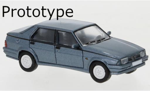 Alfa Romeo 75 1/87 PCX87 metallise bleue 1988 miniature