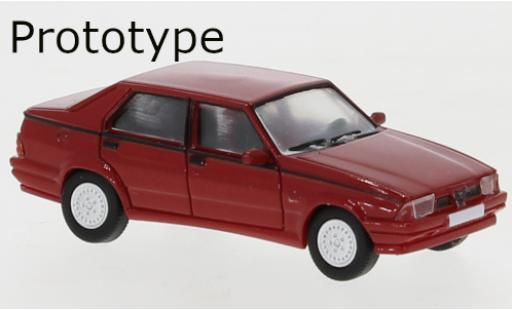 Alfa Romeo 75 1/87 PCX87 rouge 1988 miniature