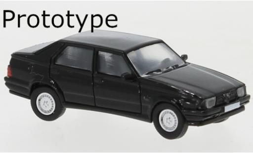 Alfa Romeo 75 1/87 PCX87 noire 1988 miniature