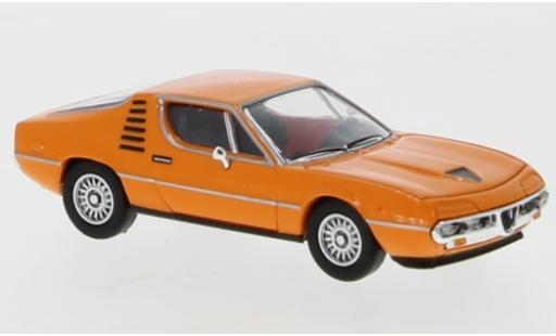 Alfa Romeo Montreal 1/87 PCX87 orange 1970 miniature