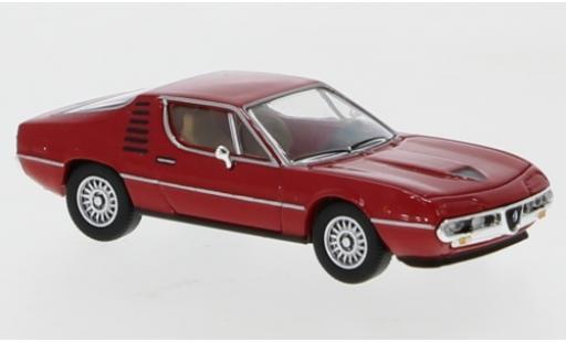 Alfa Romeo Montreal 1/87 PCX87 rouge 1970 miniature