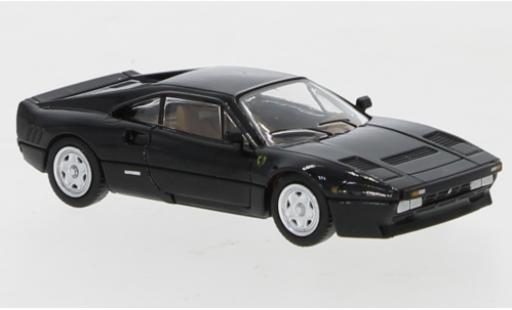 Ferrari 288 1/87 PCX87 GTO black 1984 diecast model cars