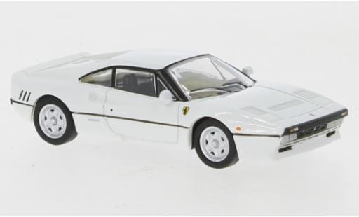 Ferrari 288 1/87 PCX87 GTO white 1984 diecast model cars