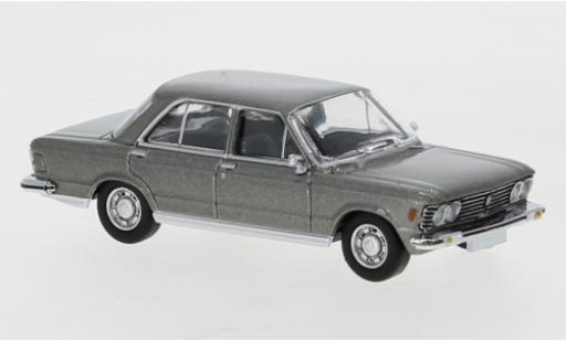 Fiat 130 1/87 PCX87 metallise grey 1969 diecast model cars