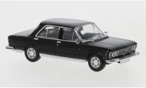 Fiat 130 1/87 PCX87 black 1969 diecast model cars