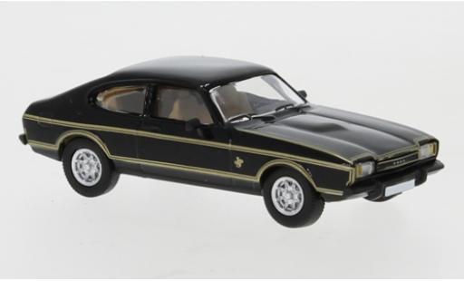 Ford Capri 1/87 PCX87 MK II noire/Dekor 1974 miniature