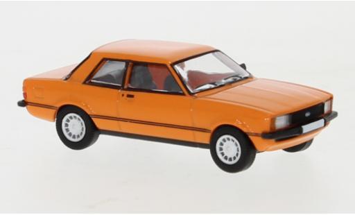 Ford Taunus 1/87 PCX87 TC2 orange 1976 diecast model cars